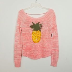 Urban Outfitters Sweaters - COOPERATIVE Urban Outfitters Pineapple Top | M